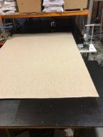 Carpet overlocking services